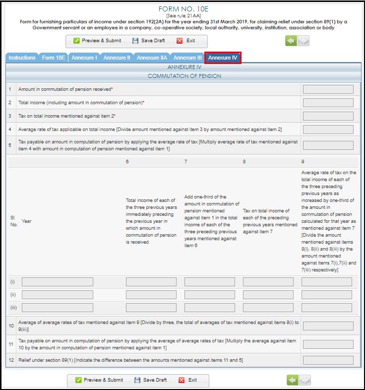 form 10e complete filing process 13