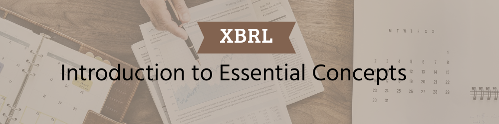 XBRL introduction