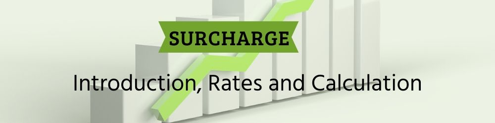 surcharge in income tax